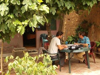 Cours d 39 espagnol pour trangers bolivie www for Jardin en espagnol