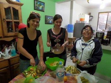 home stay bolivia