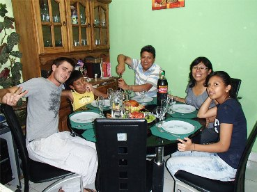 host family bolivia